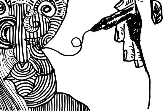 art prints - Faces we make by Salt and Light