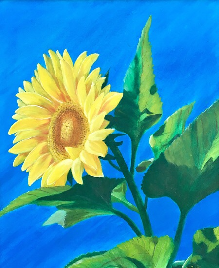 art prints - Girasol by Adriana Mannion