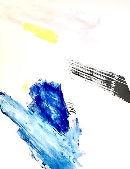 art prints - Motion of Emotion by Sheryn Bullis