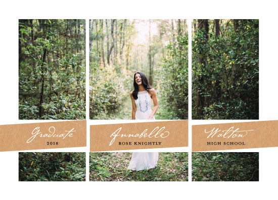 graduation announcements - Year to shine by Cecilia Oh