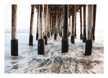 The Wooden Pier by Kathy Par