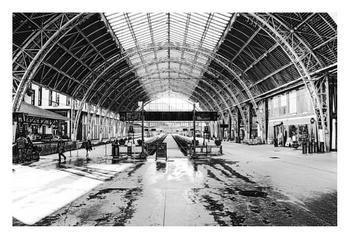 SSS steel Station in still