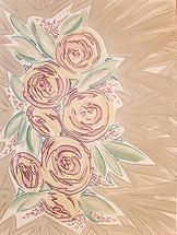Flowering Roses by Candace Hamilton