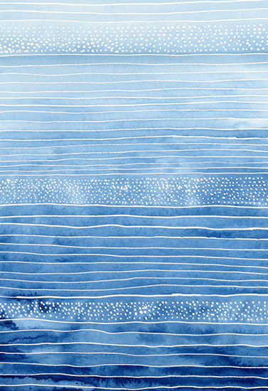 art prints - Batik Seascape by Sonya Percival