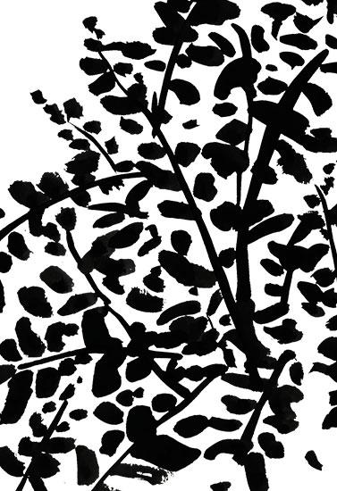 art prints - Monochrome Garden by Sonya Percival