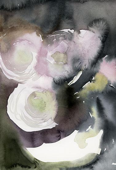 art prints - Soft Ranunculus Bouquet by Sonya Percival
