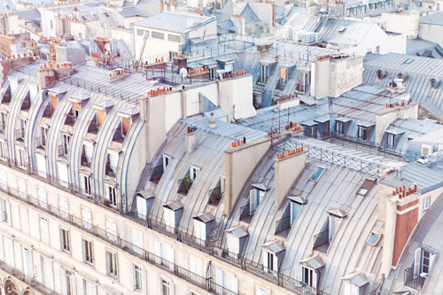 art prints - But First, Paris by Anna Argiropoulos