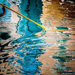 Stirring Mercurial Waters