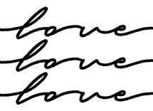 Love, Love, Love by Marie Hermansson