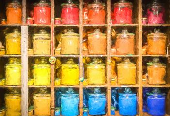 Pigments of the Imagination