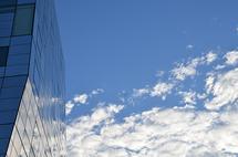 City sky by de Villiers Home Art