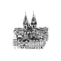 graphic Prague