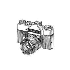 graphic camera
