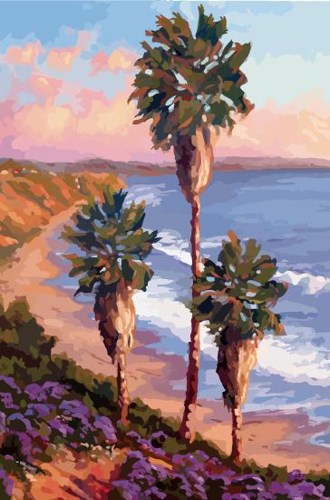 art prints - Sunset Vista by James Davis