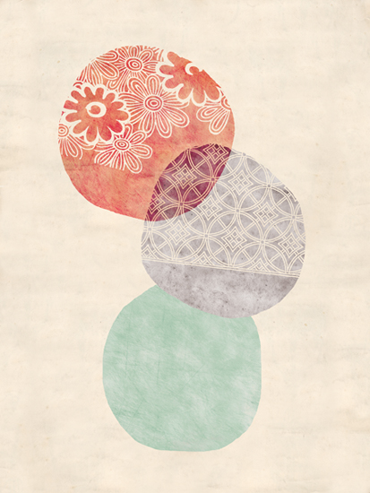 art prints - Asian Impressions by Kara Kosaka