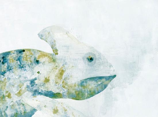 art prints - Chameleon by Agata Wojakowska
