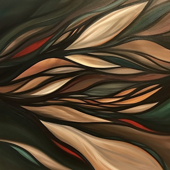 art prints - Gather by Laura Blue Palmer