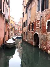 Venetian Memory by Sheryn Bullis