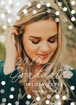 2018 Graduate Confetti by Bhavika Malhotra