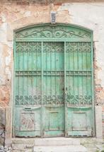 Mint Door by 5·2·7 Photo