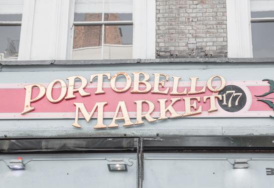 art prints - Portobello Market by 5·2·7 Photo
