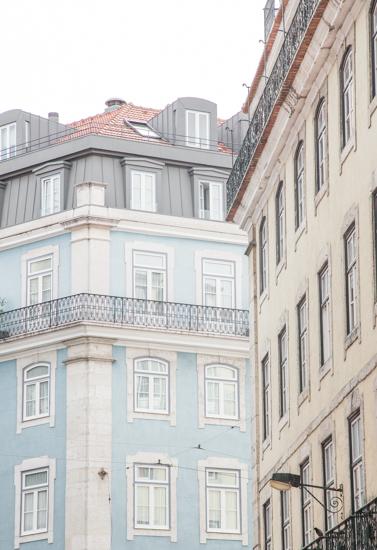 art prints - Lisbon Blues by 5·2·7 Photo