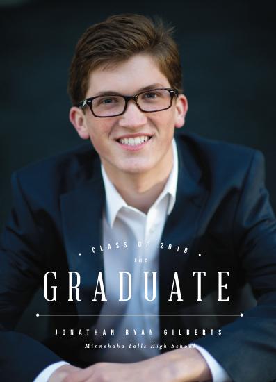 graduation announcements - Elite Grad by Michelle Taylor