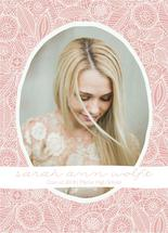 feminine lace by Betsy Siber