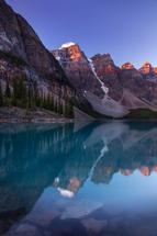 Moraine Lake by Mariel Feldman