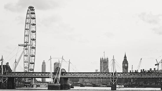 art prints - London Skyline by Ashley Daley