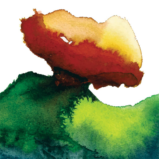 art prints - Rare Earth Blossom by Heather Young Art