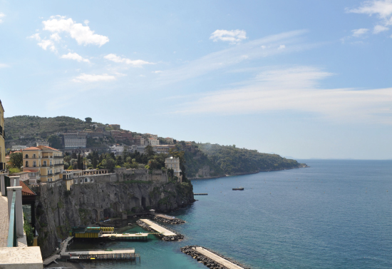 art prints - Sorrento Italy 1 of 3 by Kelly Corcoran