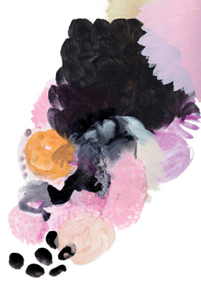 art prints - Rose Colored Glasses by Maggie Burns