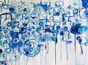 art prints - Ocean Days by Alexia Liatsos