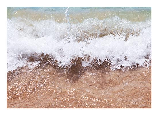 art prints - Crashing Waves 2 by Kathy Par
