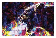 A Roar of Colors by Jeff Walzer