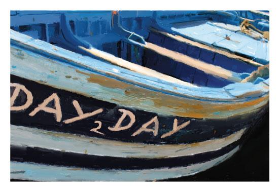 art prints - Day 2 Day by Jeff Walzer