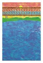 Bridge Over Water by Jeff Walzer