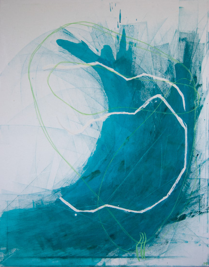 art prints - The Great Gasp by Marieke Fidler