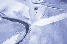 Ice Burst by Agnes Barta