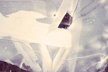 Ice Burst II by Agnes Barta