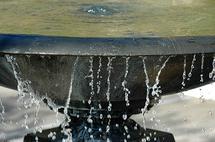 Dark Fountain by Von Sides