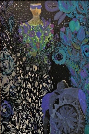 art prints - He's so bright by marcia biasiello
