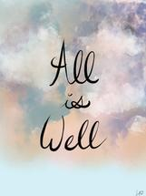 All Is Well by Callie Mills