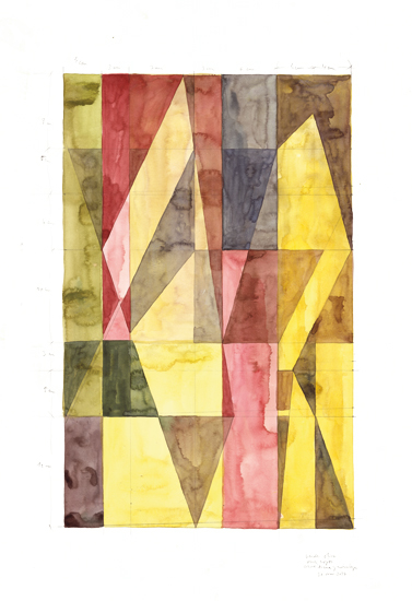 art prints - Bauhaus I