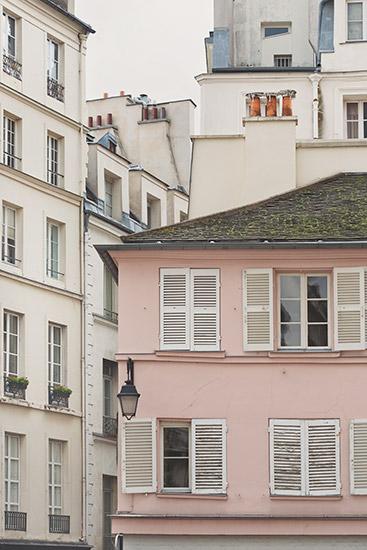 art prints - Paris Corner by Irene Suchocki