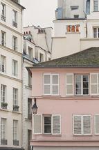Paris Corner by Irene Suchocki