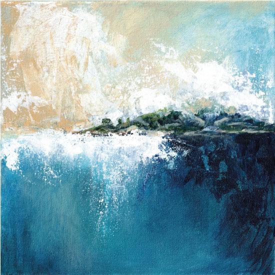 art prints - Sunset Island by Staci Gannaway