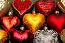 Ornamental Hearts by EC Bryan