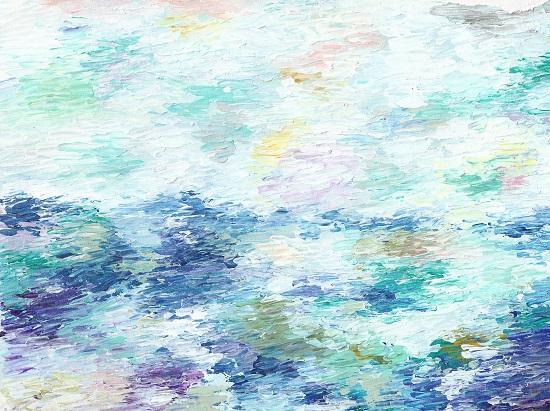 art prints - Cool Spring waters by Jasmine Mills